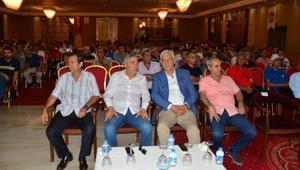 Futbol antrenörleri Adanada buluştu