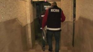 Eskişehirde 133 milyon liralık bahis operasyonu: 16 gözaltı