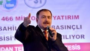 Bakan Eroğlu, Konyada gece yarısı temel atacak