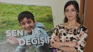 HDPli genç aday, çifte sınava hazırlanıyor