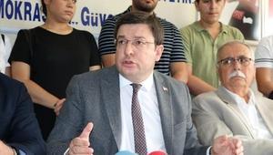 CHPli Muharrem Erkek: Faiz lobilerine teslim olmuş bir hükümet var