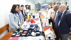 Geliboluda Resim ve Teknoloji Tasarım Sergisi açıldı