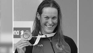 Şampiyon yüzücü kansere yenildi