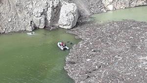 Çoruh Nehrinde kaybolan kişinin cesedine ulaşıldı