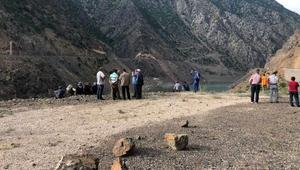 Çoruh Nehrinde kaybolan kişinin cesedine ulaşıldı/Ek fotoğraflar