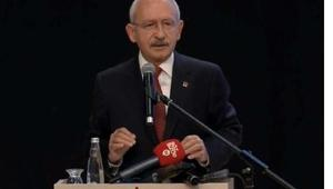 Kılıçdaroğlu: Türkiyenin yeni bir sayfa açması lazım