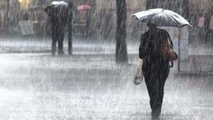 Meteorolojiden 5 il için gök gürültülü sağanak yağış uyarısı