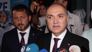 Bakan Özlü: Endüstri bölgeleri ile Türk sanayisine sıçrama yaptırmayı hedefliyoruz