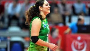 Aylin Sarıoğlu, Nilüfer Belediyesporda