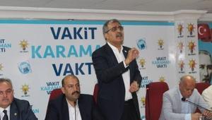 AK Partili Konuk: Verilecek oy, önümüzdeki 5 yılı belirleyecek