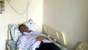 CHPli Erol, seçim çalışmaları sırasında baygınlık geçirdi