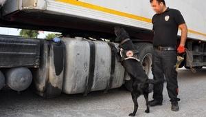 TIRın yedek yakıt deposundan 125,5 kilo eroin çıktı