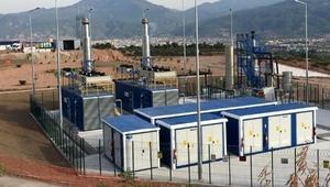 Osmaniyede çöpler elektriğe dönüşüyor