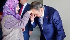 Bakan Eroğlu: Bizi millet tanıyor