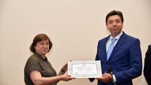 Kırşehir milletvekilleri mazbatalarını aldı