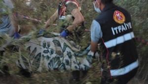 Kayıp motosiklet tamircisinin cesedi bulundu