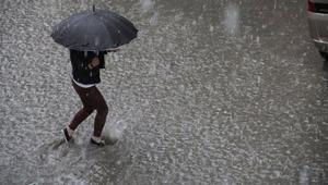 Meteorolojiden o illere yağış uyarısı