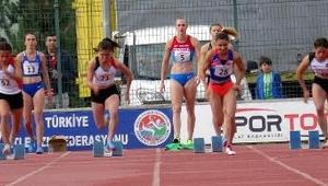 4ncü Uluslararası Sprint ve Bayrak Kupası Erzurumda başladı