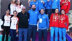 4ncü Uluslararası Sprint ve Bayrak Kupasında ilk gün tamamlandı
