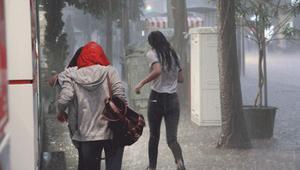 3 ile kuvvetli rüzgar ve yağış uyarısı