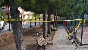 Kutlamalarda kullanılan top mermisi patladı: 4 çocuk yaralı