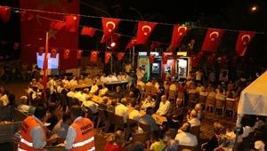 Pazarcıkta 15 Temmuz anma etkinliği düzenlendi