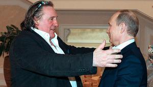 Fransız aktör Depardieu'ye Rusya'da vergi kıskacı