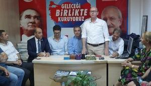 CHP İl Başkanı Sarı: Balıkesir'de daha çok belediyeyi alacağız