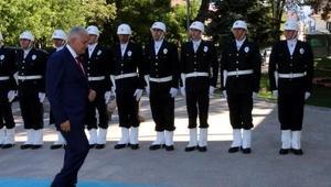TBMM Başkanı Yıldırım, memleketi Erzincanda