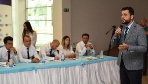Belediye yöneticilerine yönelik iş güvenliği toplantısı