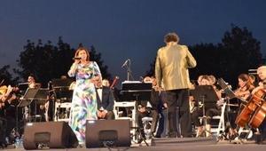 Afrodisyas Antik Kentinde konser