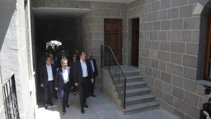 Bakan Kurum: Surda inşaat çalışmalarını hızla tamamlayacağız