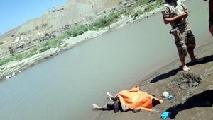Siirtte Kezer Çayında erkek cesedi bulundu