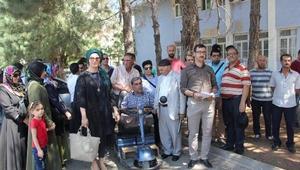 Bingölde engellilerden toplu ulaşım hakları için dilekçe