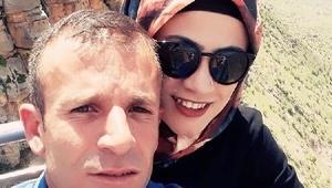 Eşinin vurduğu Kübra, yaşam mücadelesi veriyor