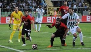 Giresunspor - Eskişehirspor: 3-1