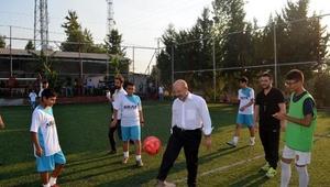 Yaz Kuran Kursları futbol turnuvası sona erdi