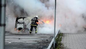 97 aracı ateşe veren kundakçılardan biri Türkiyede ele geçirildi