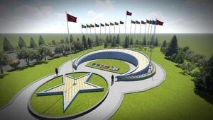 Bilecike Şampiyon Tepe anıtı