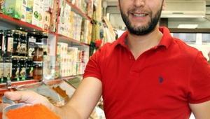 Kurban Bayramı öncesi baharat satışları arttı