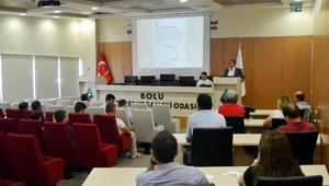 Bolu TSOda Ur-Ge projesinin ihtiyaç analizi sektör çalıştayı yapıldı