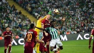 Bursaspor - Kayserispor (EK FOTOĞRAFLAR)