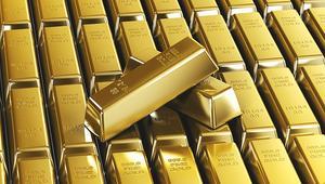 Bakır külçeleri, altın diye bankaya sattı