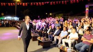 Ferhat Göçer, Çayda konser verdi