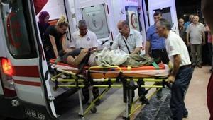 Tuncelide patika yolda patlama: 1 kadın ağır yaralı - Fotoğraf