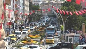 Bayburt'un nüfusu, gurbetçilerle 3 katına çıktı