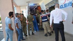 İran sınırında patlama: 5 asker yaralı