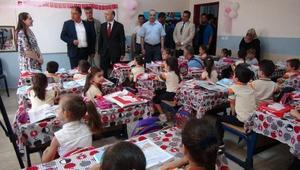 Kiliste, 62 bin Türk ve Suriyeli öğrenci ders başı yaptı