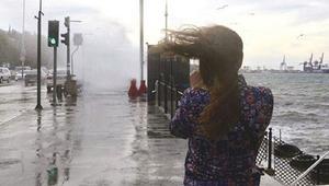 Marmarada kuvvetli rüzgar bekleniyor