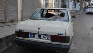 Kastamonuda dolu nedeniyle hasar gören araç sayısı 8 bine yaklaştı